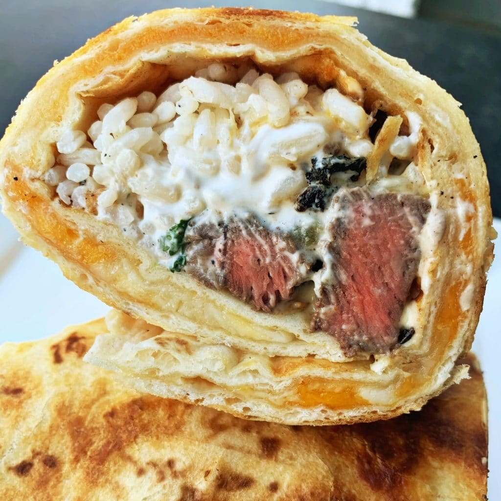 steak quesarito
