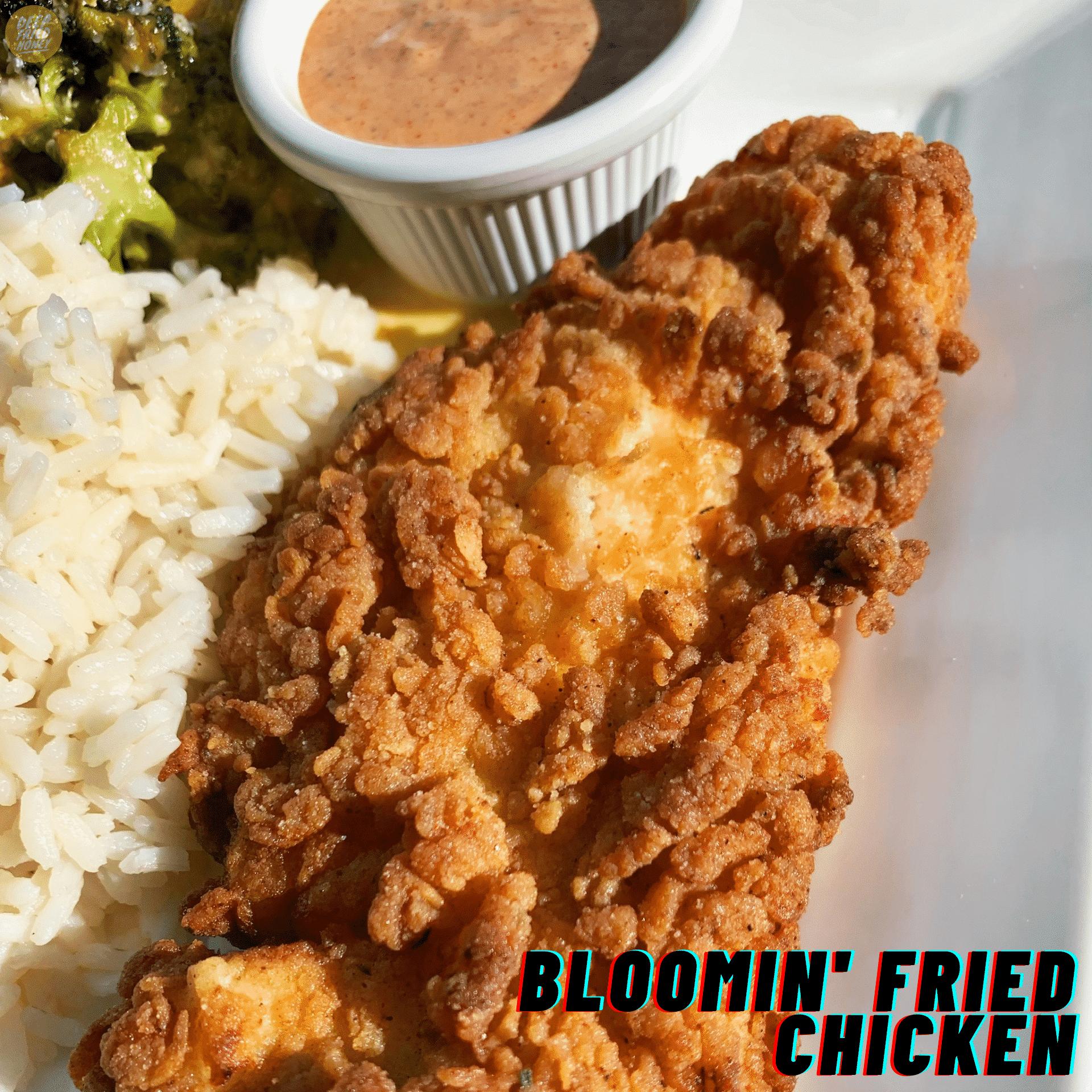 Bloomin Fried Chicken Outback Copycat Recipe Deepfriedhoney
