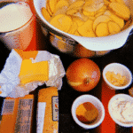 Southwestern Au Gratin Potatoes Ingredients
