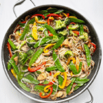 Stir Fry Noodles: Sweet and Spicy!
