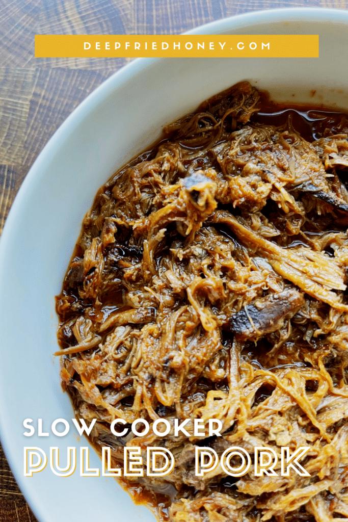 Slow-Cooker Pulled Pork