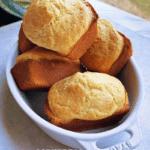 Cornbread Cake Muffins