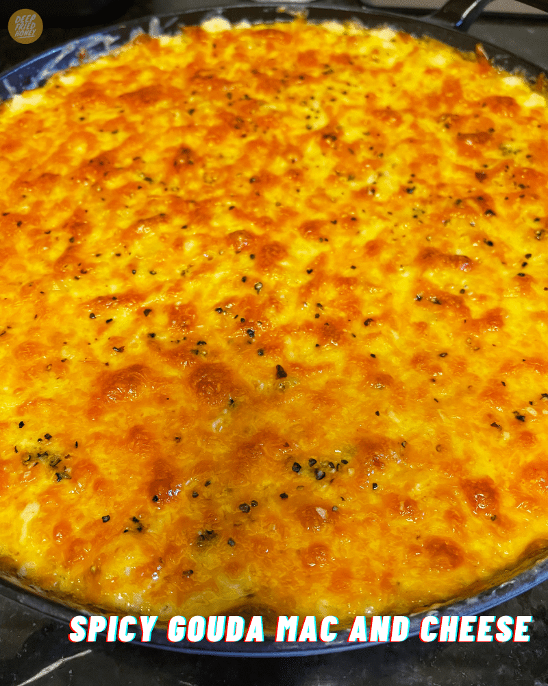 Spicy Gouda Mac and Cheese