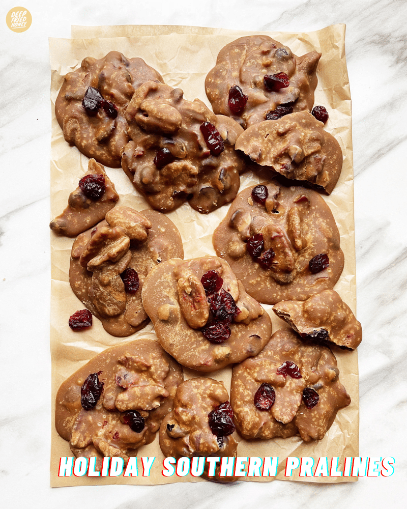 Holiday Southern Pralines